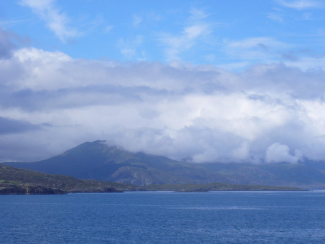 Catabatic Cloud Formation on Beinn Mhor