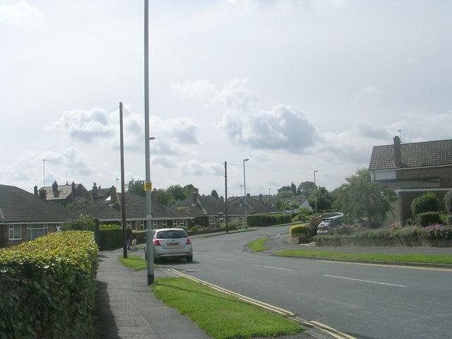 St Margaret's Avenue - St Margaret's Road