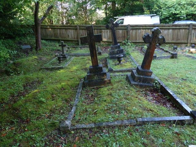 Churchyard at St Mary Ewshot(1)