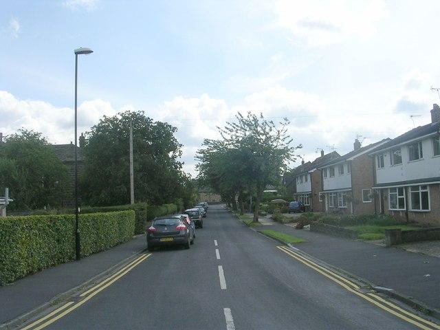Stanhope Avenue - St Margaret's Avenue