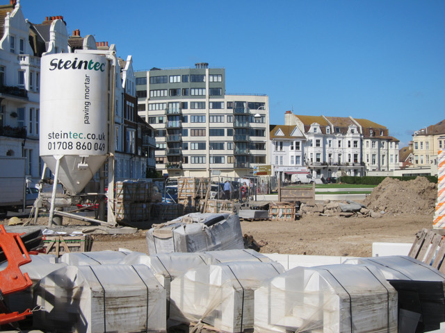 Groundworks by the De La Warr Pavilion