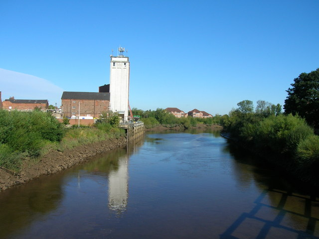 River Ouse, Selby