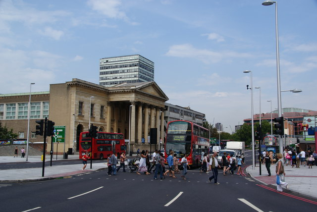 The Metropolitan Tabernacle at Elephant and Castle