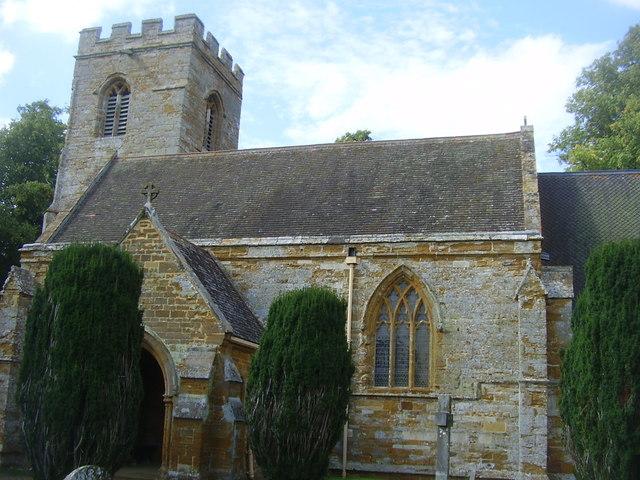 Holdenby-All Saints Church