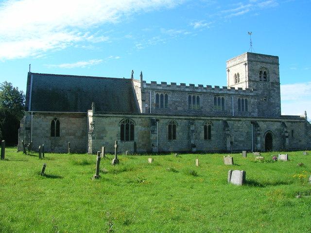 St Mary's Church, Riccall