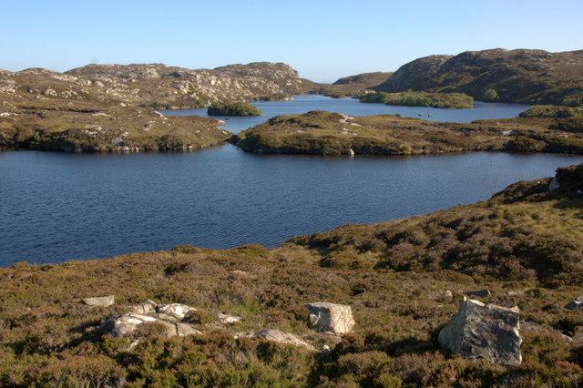 Loch nan Uidhean