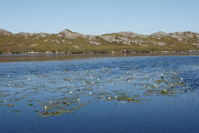 Loch nan Craobhag