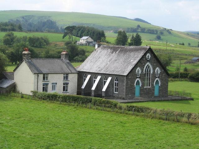 Chapel, Penffordd-Las