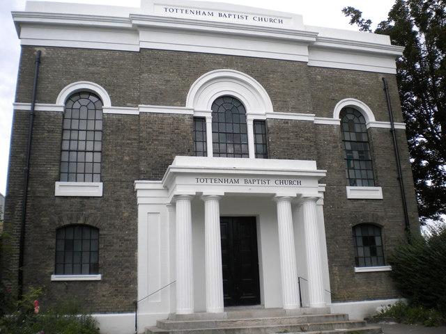 Tottenham Baptist Church, High Road N17