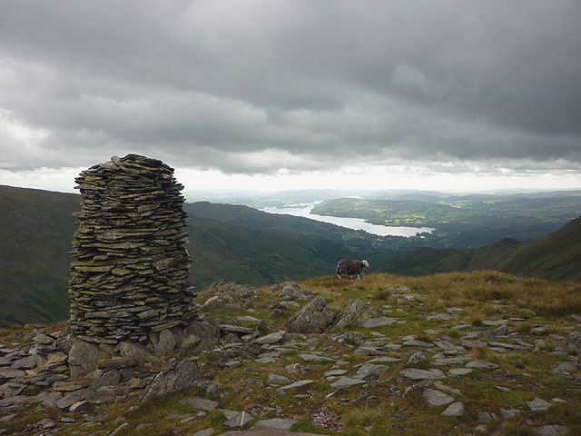 Cairn, High Bakestones