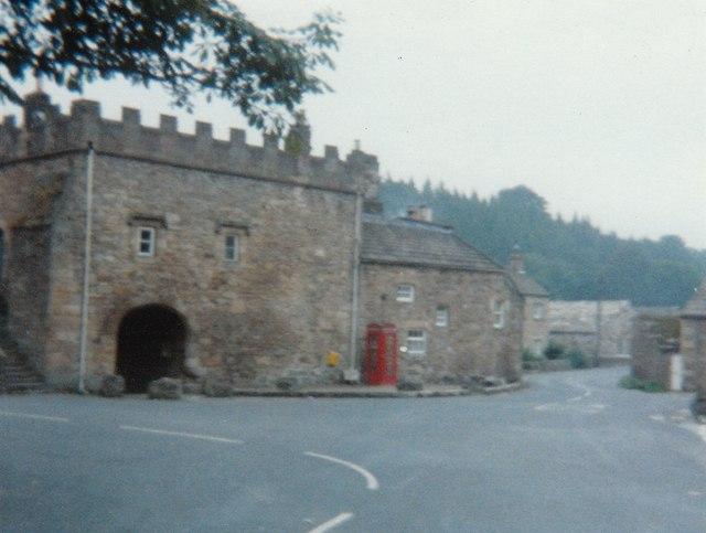 Abbey Gatehouse  in Blanchland