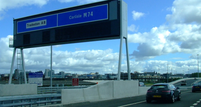 M74 Northern Extension