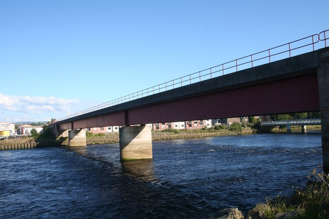 Rail over the Ness