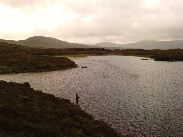 Loch Geesie (high water)