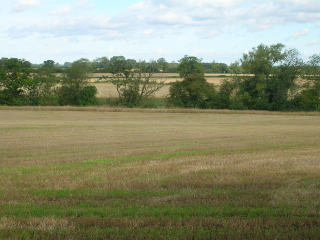 Farmland near Escrick