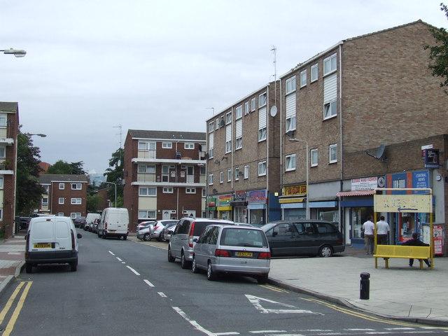 Cundy Road, E16