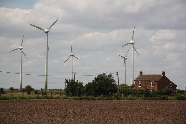 Mablethorpe wind farm