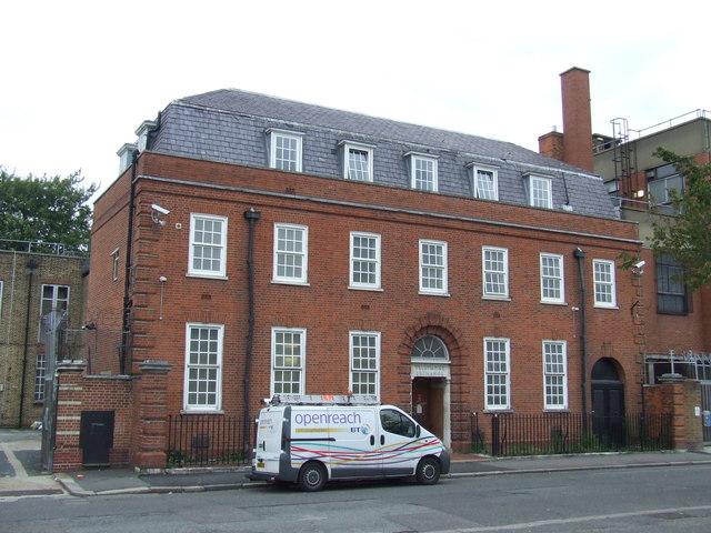 Custom House telephone exchange