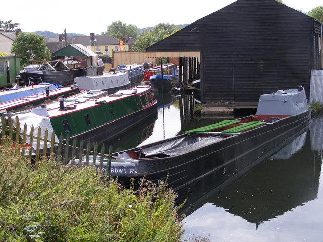 Dadford's Wharf