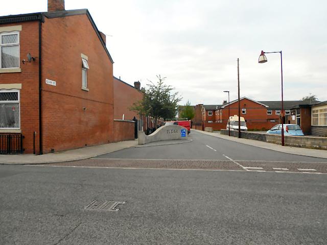 Elgar Street