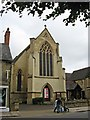 SP3509 : The Methodist Church, 40 High Street, Witney by L S Wilson