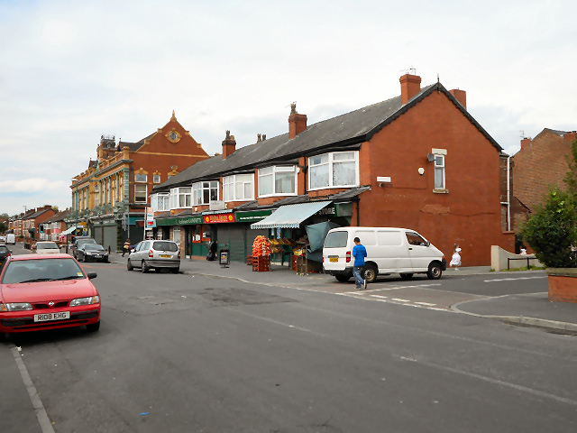 Northmoor Road Shops