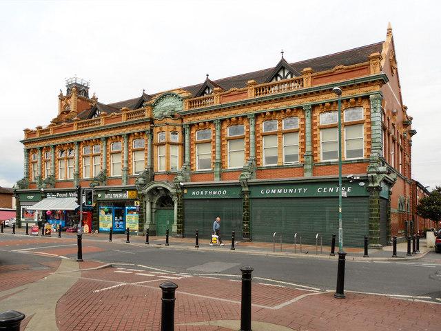 Former Beswick Co-operative Society Assembly Hall