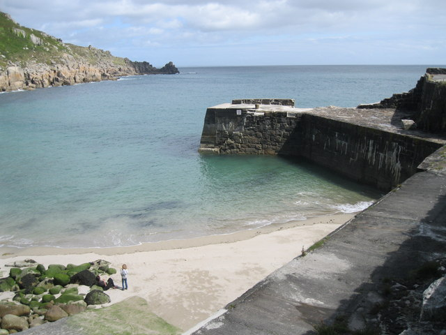Lamorna Cove Harbour