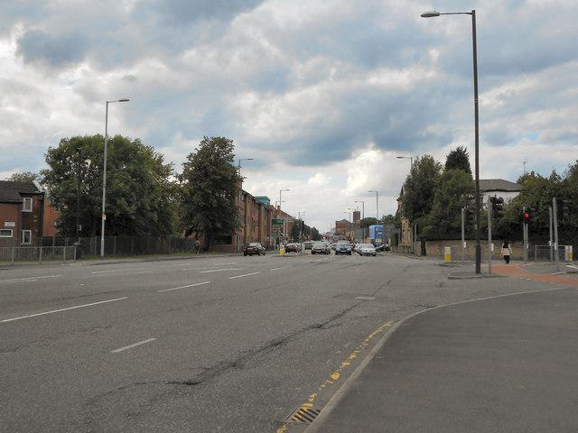 A6 (Stockport Road) Longsight