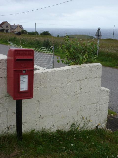 Portskerra: postbox № KW14 49
