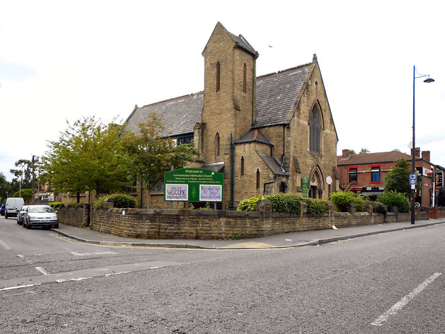 Levenshulme Methodist Church