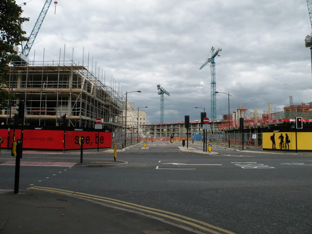 Building student housing off Hills Road