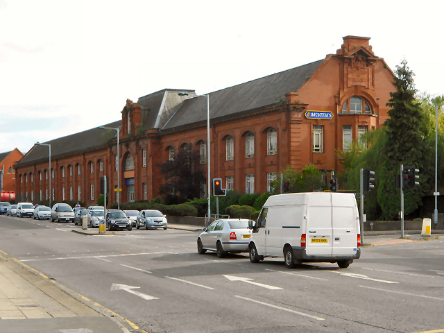 McVities Biscuit Factory, Heaton Chapel
