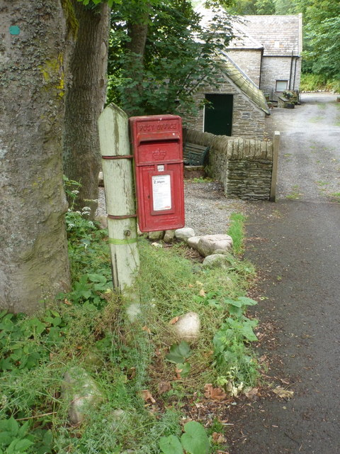 Forss: postbox № KW14 28