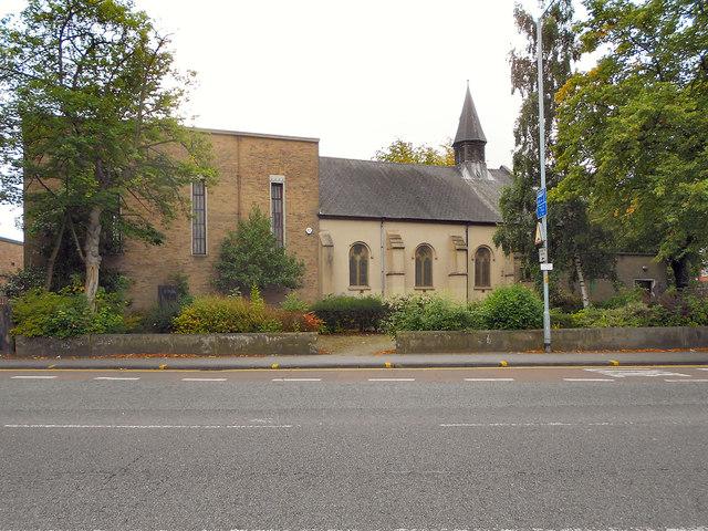 The Church of St Thomas the Apostle, Heaton Chapel