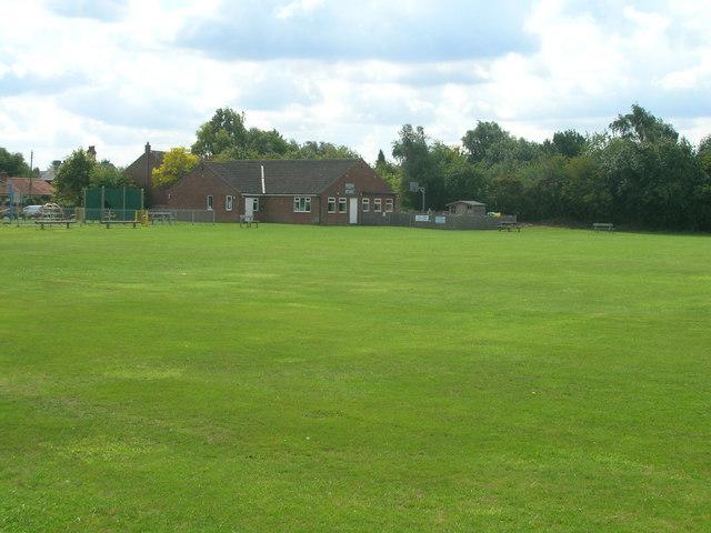 Sports field, North Duffield
