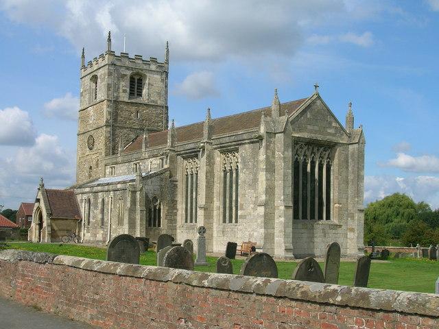 St Helen's Church, Skipwith