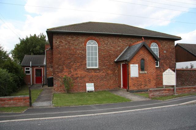Trusthorpe Methodist Church
