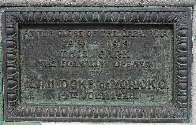 Duke of York's Plaque