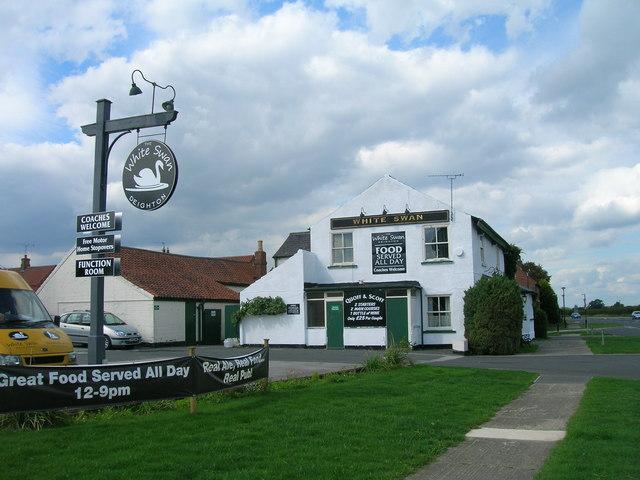 The White Swan, Deighton