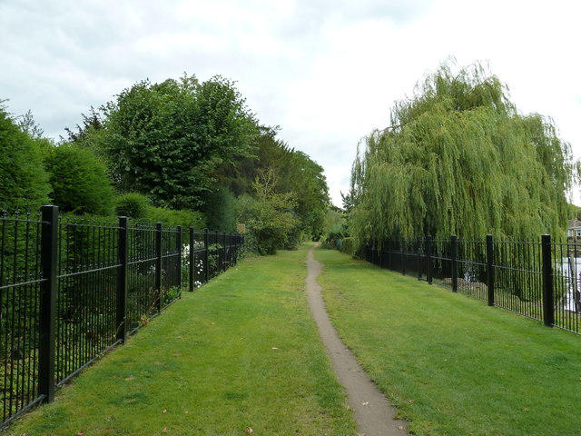 Walk along the Thames from Runnymede to Old Windsor (64)
