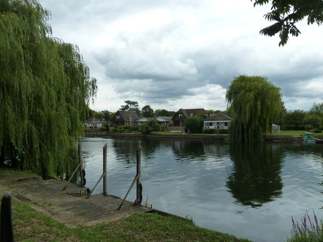 Walk along the Thames from Runnymede to Old Windsor (63)
