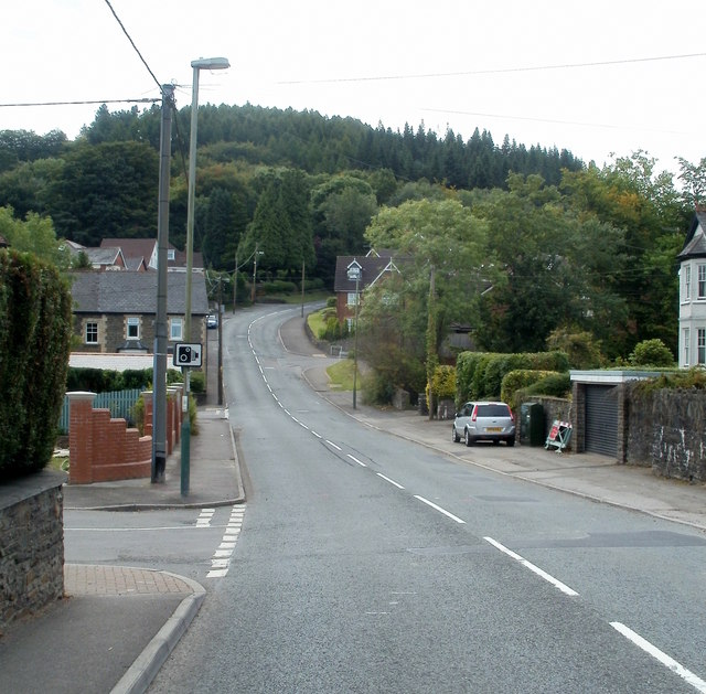 Mountain Road, Caerphilly
