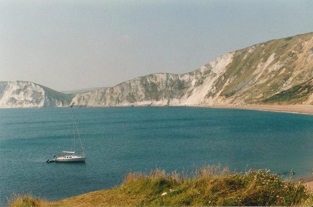 Worbarrow Bay: a safe anchorage