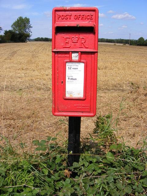 Gull Corner Postbox