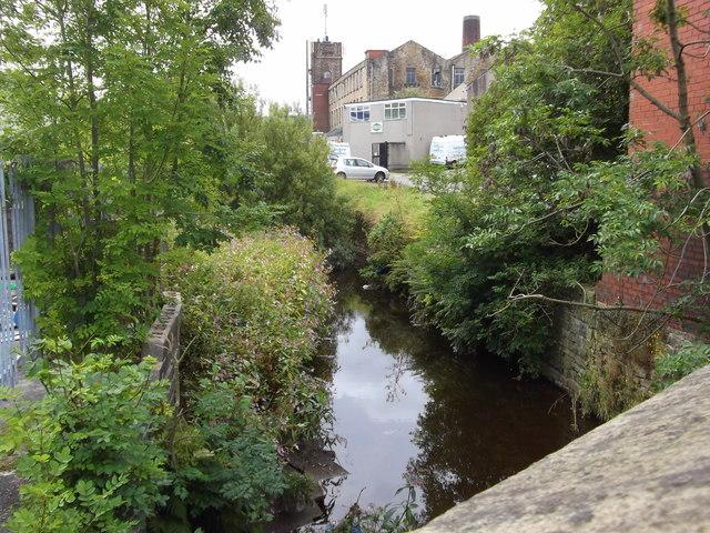 Tinker Brook, Oswaldtwistle