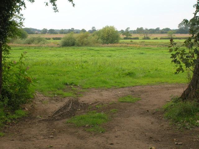 Farmland near the River Ouse