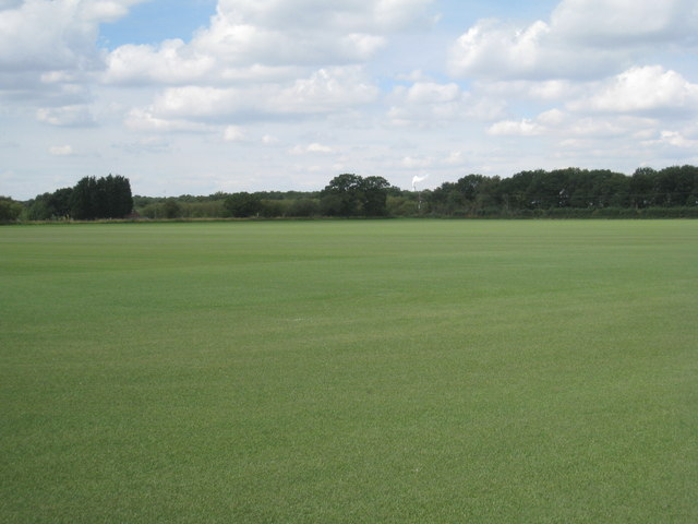 Turf field at Drinsey Nook