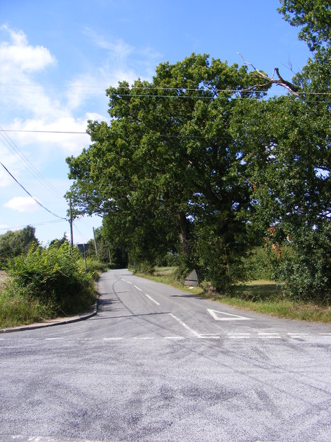 Road to the B1078