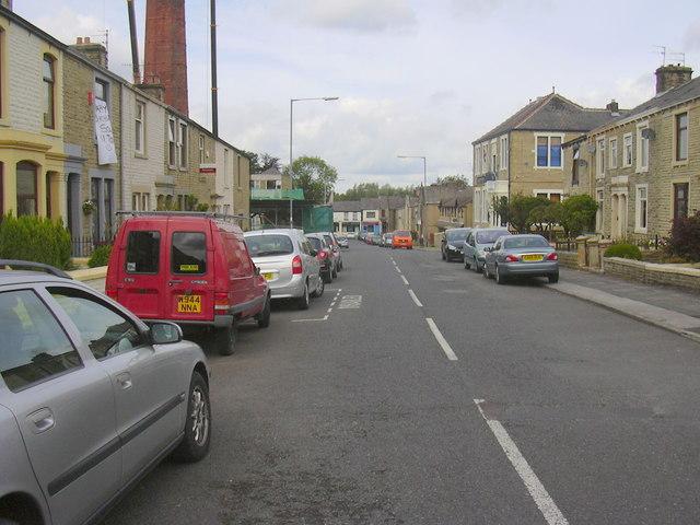 Rhyddings Street, Oswaldtwistle, Accrington